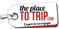 The place to trip Logo