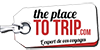 The place to trip Mobile Logo